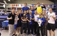 Сборная Украины по боксу выиграла международный турнир в Венгрии
