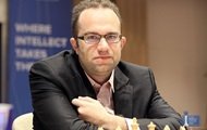 Украинский гроссмейстер сыграл вничью на гран-при FIDE