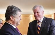 Порошенко и Столтенберг обсудили конфликт в Донбассе