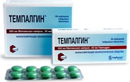 Ukraina har förbjudit huvudvärk tabletter