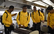 Juventus were stuck in Portugal due to problems with the plane