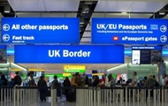 Migration in Britain fell to the lowest level in two years