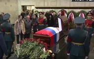 Похорон Чуркіна: Москва прощається з постпредом