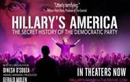 Um filme sobre Hillary Clinton recebeu o framboesa de Ouro
