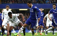 Premier League: Chelsea besejrede Swansea city, Watford og West ham delte point