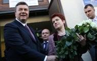Yanukovich se divorcia de su esposa después de 45 años de matrimonio