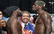 The WBC ordered Wilder to fight Stiverne