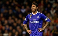 Sergio Ramos: the Peak of living in a world in which all are against him