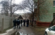 In Chernigov the man detonated a grenade and fired at police