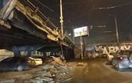 """Мэр Киева Кличко объяснил, почему рухнул Шулявский мост: """"Он устал"""""""