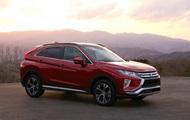 Mitsubishi visade den nya crossover-Eclipse Cross