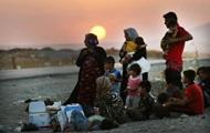 Aus Mosul geflohen achttausend Menschen - UN