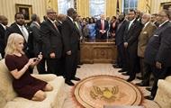 Раскованное Foto Ratgeberin Trump überraschte Netzwerk