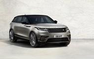 Range Rover Velar officiellt infördes