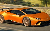 Lamborghini visade supersnabb superbil