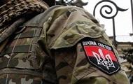 В Киеве задержан один из лидеров Правого сектора