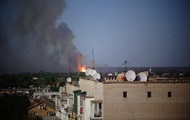 A terrorist attack or negligence? A warehouse fire in Balakleya