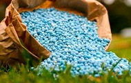 Ukraine increased imports of nitrogen fertilizers from Russia