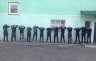 Прикордонники затримали 14 контрабандистів у гідрокостюмах