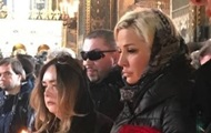 Ukraine has provided security to the widow Boronenkov