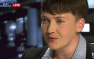 Savchenko a chanté en direct