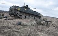 В зоне АТО за сутки ранены восемь бойцов – штаб