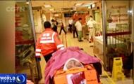 В Гонконге сломался эсклатор: 18 пострадавших