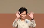Женщина возглавила администрацию Гонконга