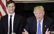 Сенат США планирует задать вопросы зятю Трампа Кушнеру в связи с его встречей с главой Внешэкономбанка - газета
