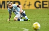 Лионель Месси пропустит 4 матча сборной Аргентины
