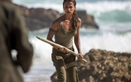 Yeni Lara Croft gösterdi ilk resimde