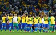 Бразилия стала первой командой, добывшей путевку на ЧМ-2018