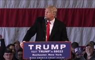 Karavanda yeni film hakkında sorunlar, iklim göstermiştir Trump