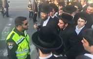 Thousands of Jews-Orthodox strike against conscription