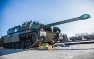 French tanks arrived in Estonia