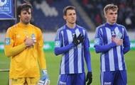 Данило Силва попрощался с Динамо Киев