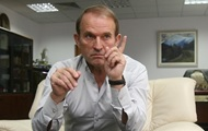 Medvedchuk said the shelling of the Consulate General of Poland