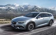 Opel показав нове покоління позашляховика Insignia