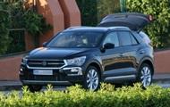 Volkswagen T-Roc показали на шпигунських знімках