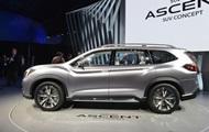Subaru показала семимісний кросовер Ascent