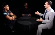Джошуа: Опыт Кличко поможет ему только в стартовых раундах