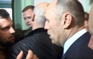 В Полтаве активисты подрались с мэром