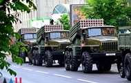 ОБСЕ: Парад девятого мая в ЛДНР нарушает Минск-2