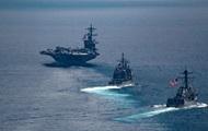 Атомная субмарина США прибыла к берегам Южной Кореи, КНДР провела учения