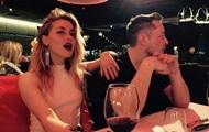 Актриса Эмбер Хёрд впервые опубликовала совместное фото с Илоном Маском