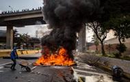 Протесты в Венесуэле: число жертв выросло до 24