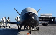 Secret spaceship USA. Weapon or Transporter?