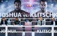 Хирн: Если Кличко захочет боя, думаю, он будет следующим для Джошуа