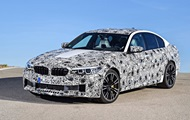 BMW показала шосте покоління седана M5