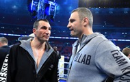 Братья Кличко стали лауреатами премии German Boxing Awards